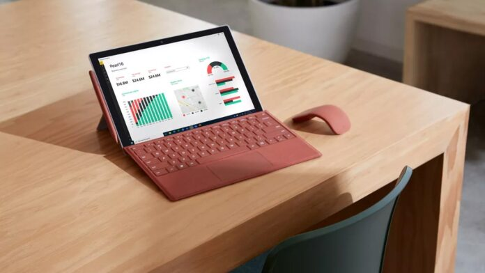 Microsoft has presented the Surface Pro 7 Plus: specs, price and release date