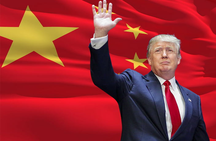 Trump signed a new executive order to ban 8 Chinese apps
