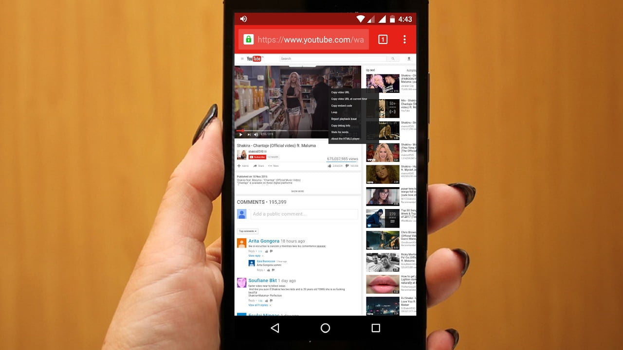 How to search for videos on YouTube using hashtags?