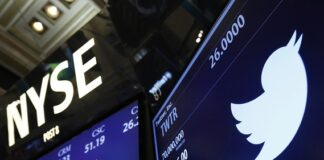 Twitter shares fall 12% since the Trump ban