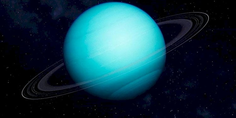 This weekend you'll be able to see Uranus in the sky