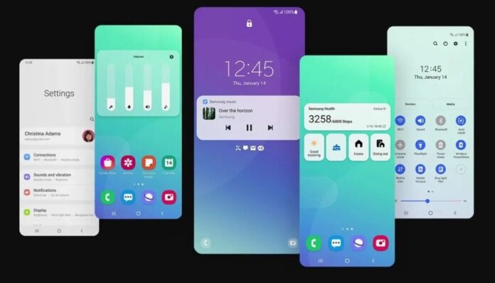 All Samsung cell phones to be upgraded to One UI 3.1