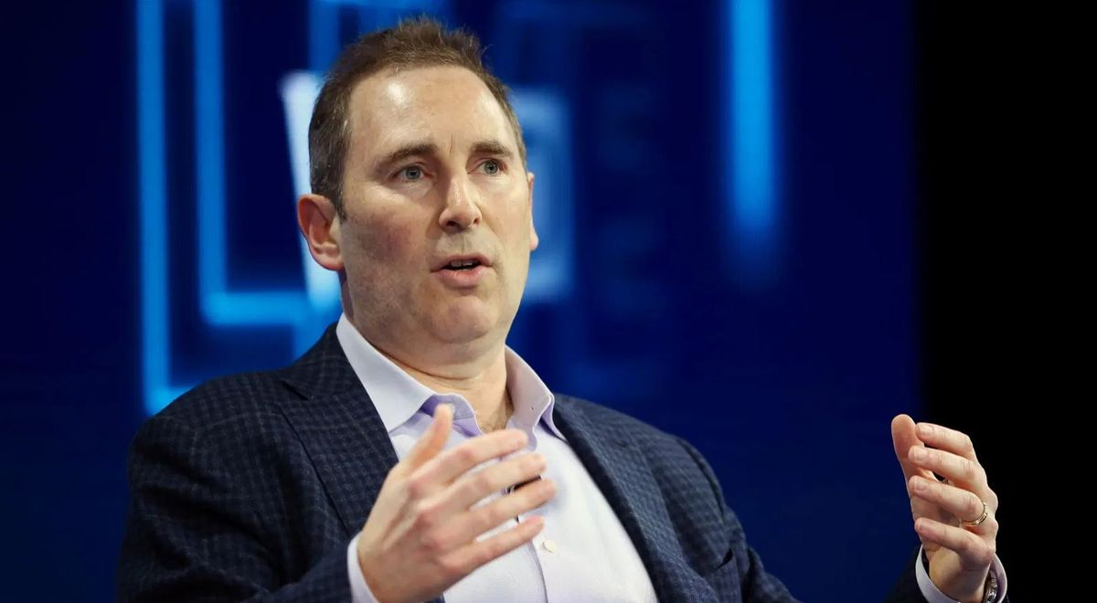 Amazon's new CEO Andy Jassy insists on game development