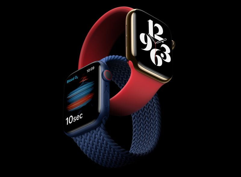 Apple releases watchOS 7.3.1 to fix a charging bug in the Apple Watch Series 5 and SE