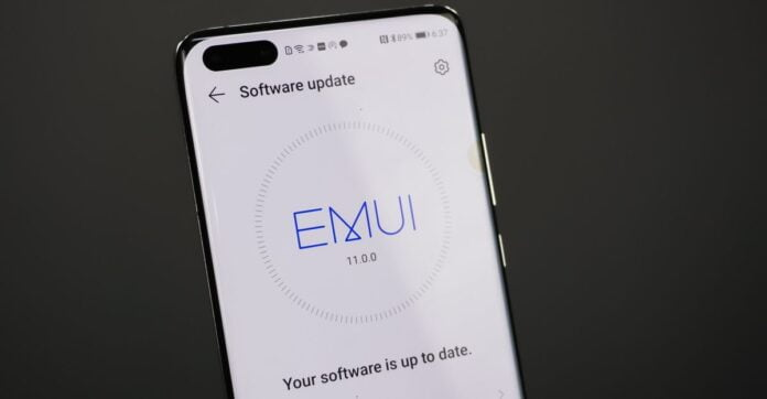 EMUI 11.1 update leaked and expected to arrive in March 1