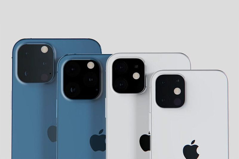 Here's what we could have on the always-on display of an iPhone 13