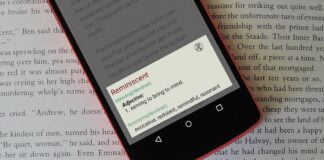 How to add new words to your Android dictionary?