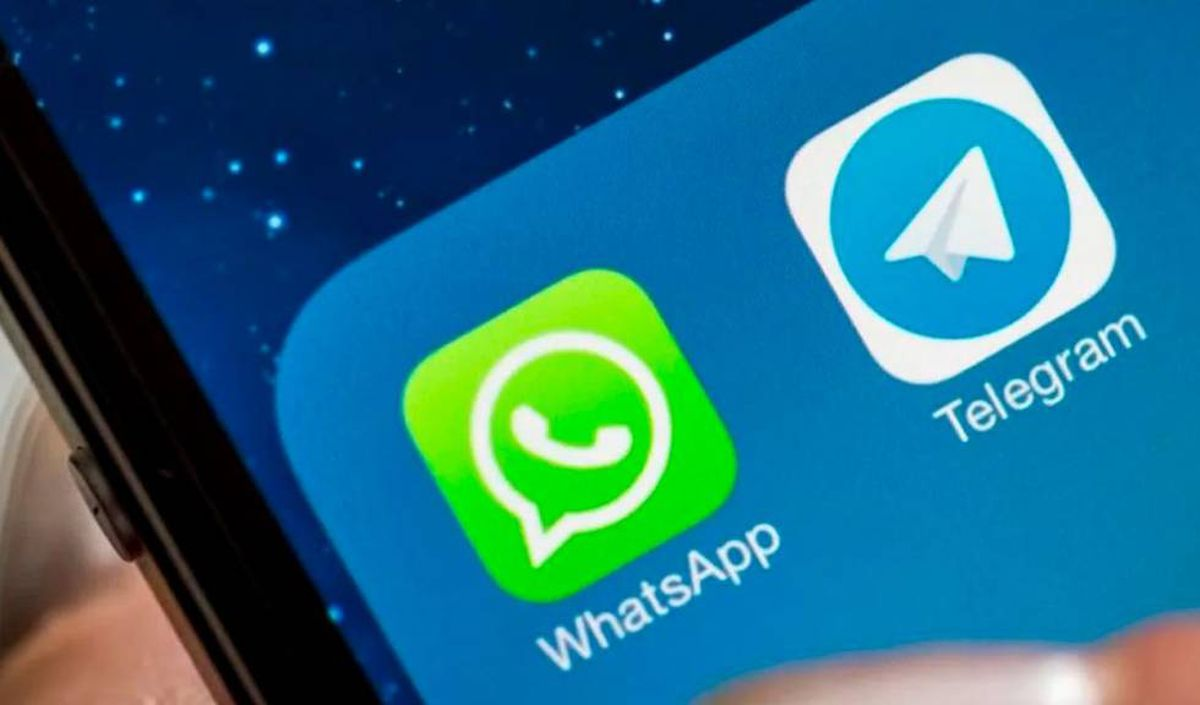 How to know which WhatsApp contacts have Telegram 2