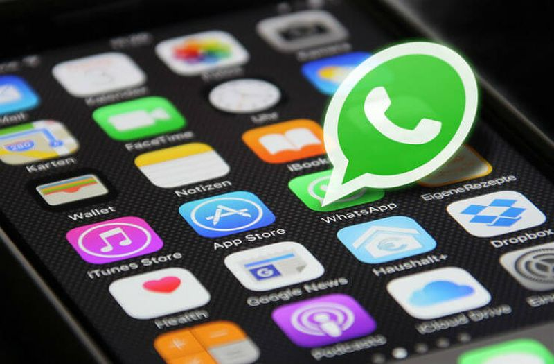 How to send a WhatsApp to someone without having to add their number to your iPhone's address book
