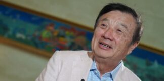 Huawei CEO and founder says iPhone 12 is the best phone in the world