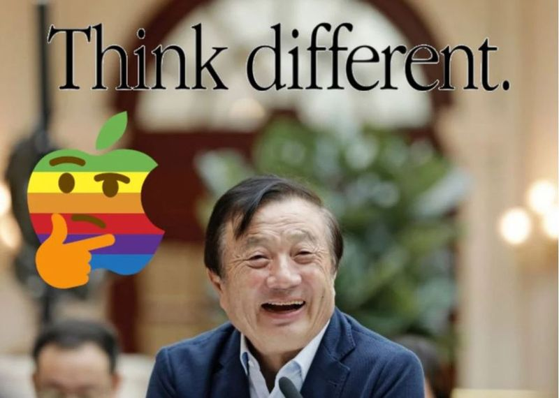 Huawei founder says iPhone 12 is the best phone in the world