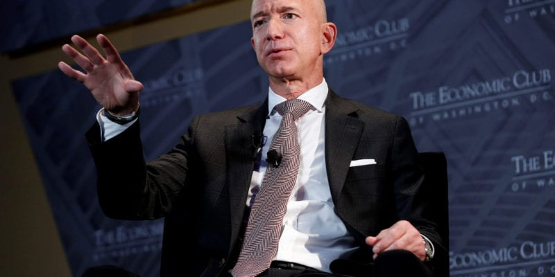Jeff Bezos will no longer be the CEO of Amazon, the head of AWS will take his place