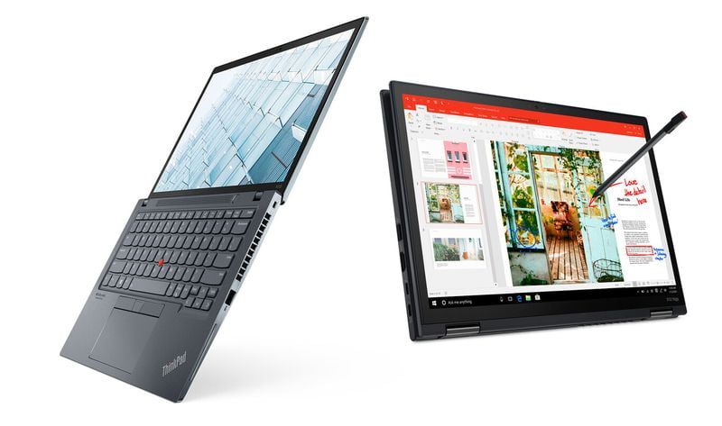 Lenovo takes its ThinkPad series to the next level with up to 13 new laptops with 11th Gen Intel and AMD Ryzen 5000s