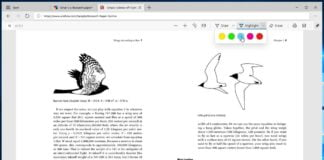 Microsoft adds options to annotate PDFs from Edge