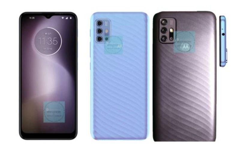 Motorola G10, G30, E7 Power images, and features leaked