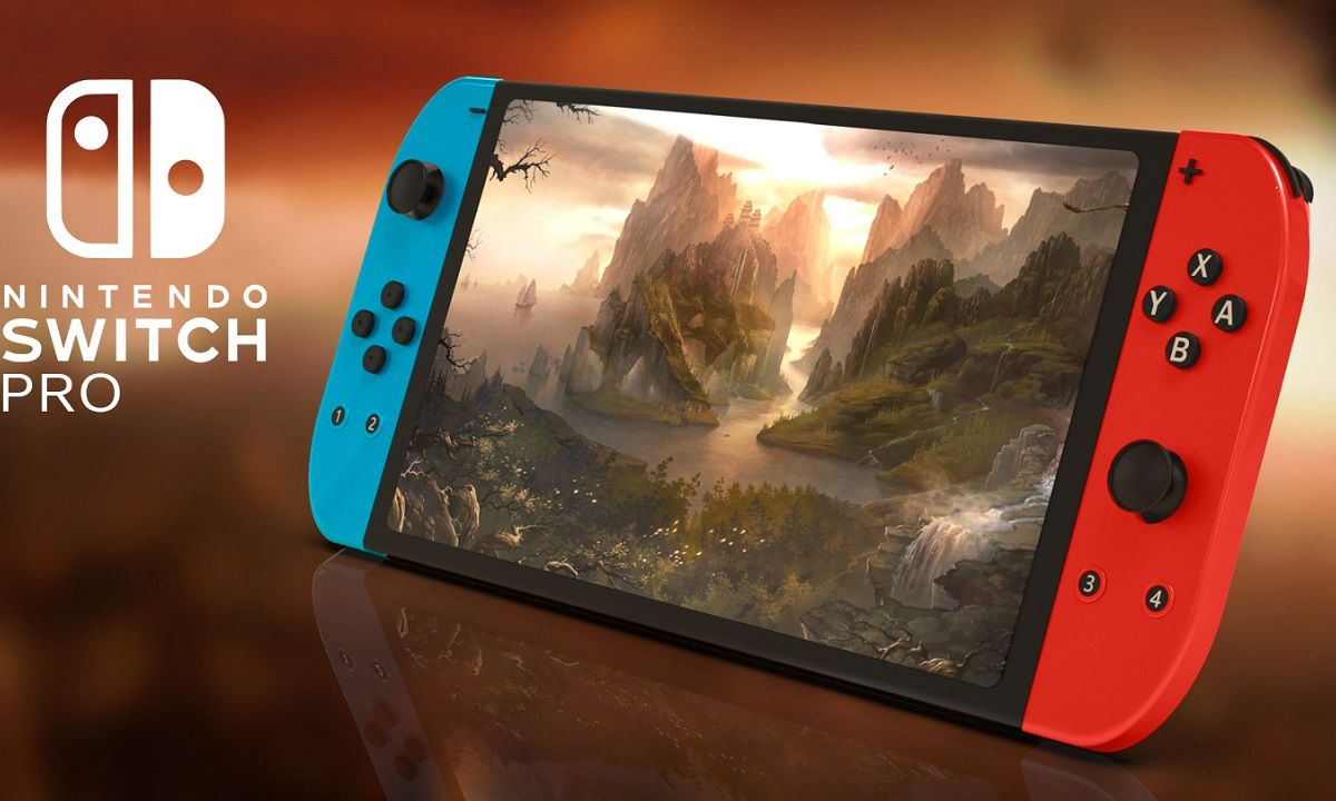 NVIDIA works with Nintendo to develop the Switch Pro engine