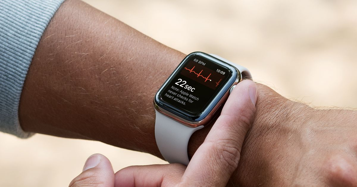 New New Apple Watch Series 6 ad focuses on ECGsWatch Series 6 ad focuses on ECGs