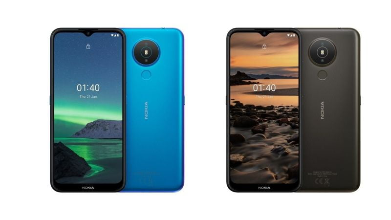 New Nokia 1.4 with big battery and display
