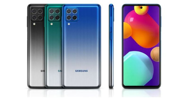 New Samsung Galaxy M62 arrives with a giant battery and high-end processor