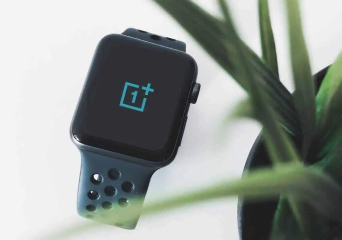OnePlus smartwatch design unveiled This is what the watch will look like according to the registered patent