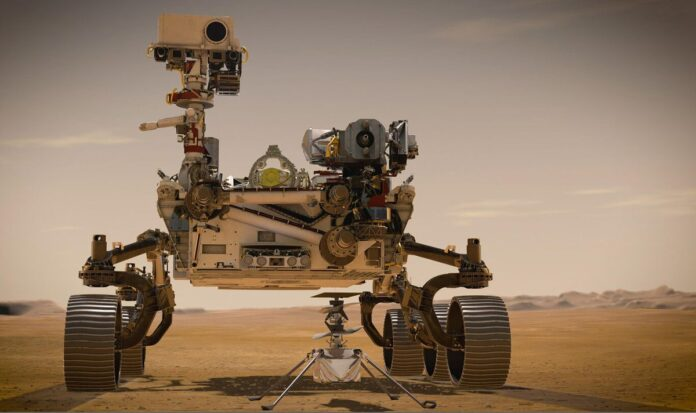 Perseverance sends its first photos from Mars The Martian surface in color and high resolution