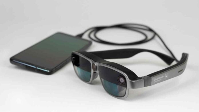 Qualcomms new Augmented Reality glasses reference design