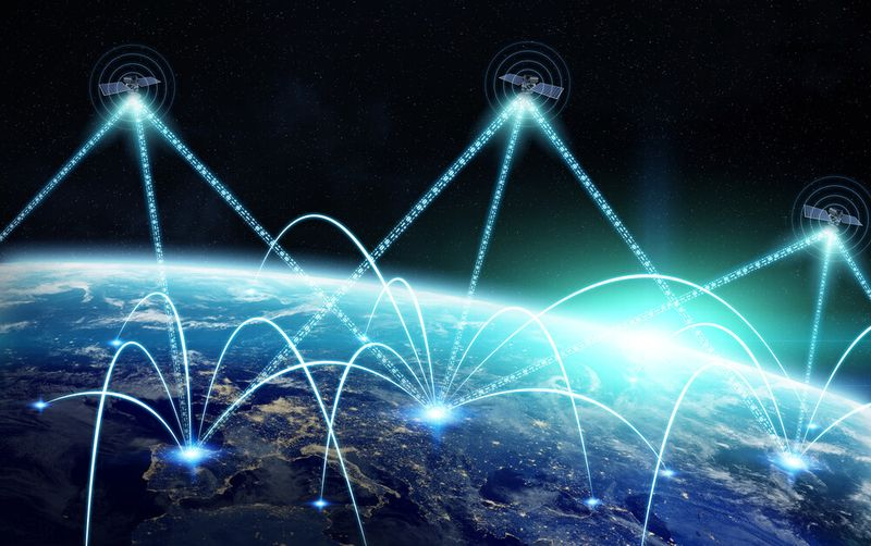 The European Union is working on its Starlink A satellite system for high-speed and secure connections