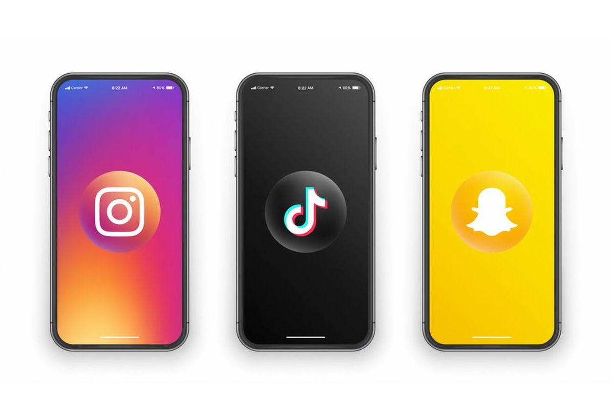 The UK bans influencers from using beauty filters on Instagram, Snapchat, and TikTok