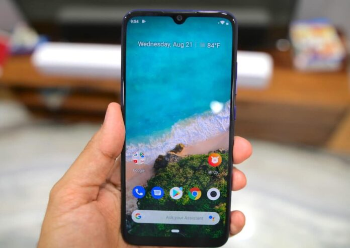 A proper Android 11 update finally comes to Xiaomi Mi A3