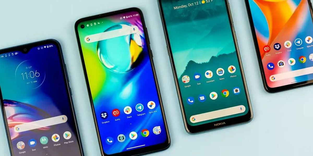 The best pure Android phones of 2021