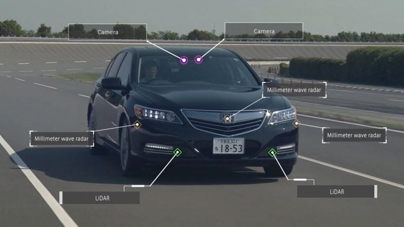 The first commercial car with level 3 autonomy will be the Honda Legend Arrives this March and has already received permission in Japan