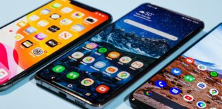 These were the top 10 best-selling cell phones in the world in 2020