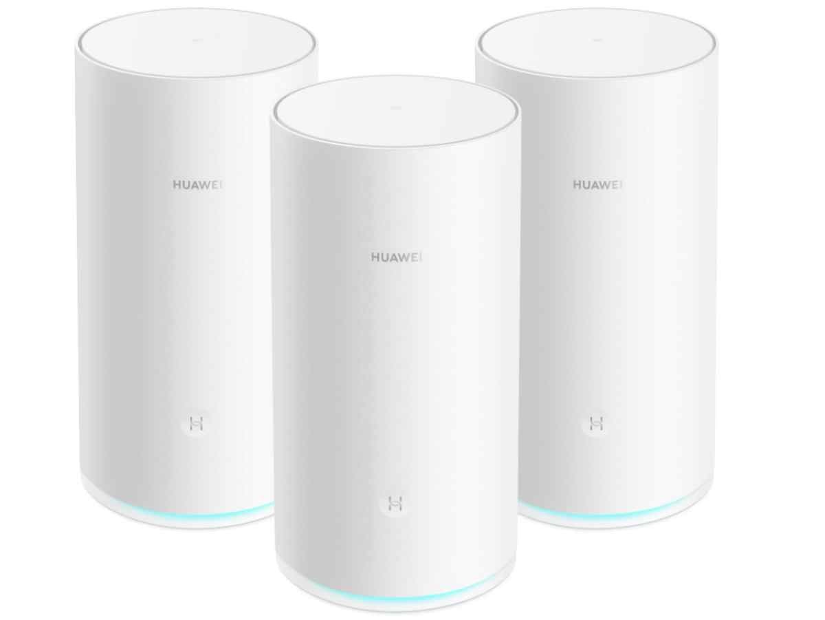 This is Huawei's new solution for WiFi everywhere