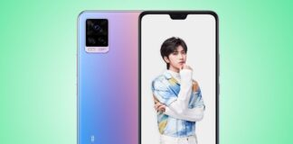 Vivo S7t: A new 5G phone with Dimensity 820, five lenses, and Android 11