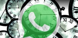 WhatsApp fixes a bug that changed the date of calls