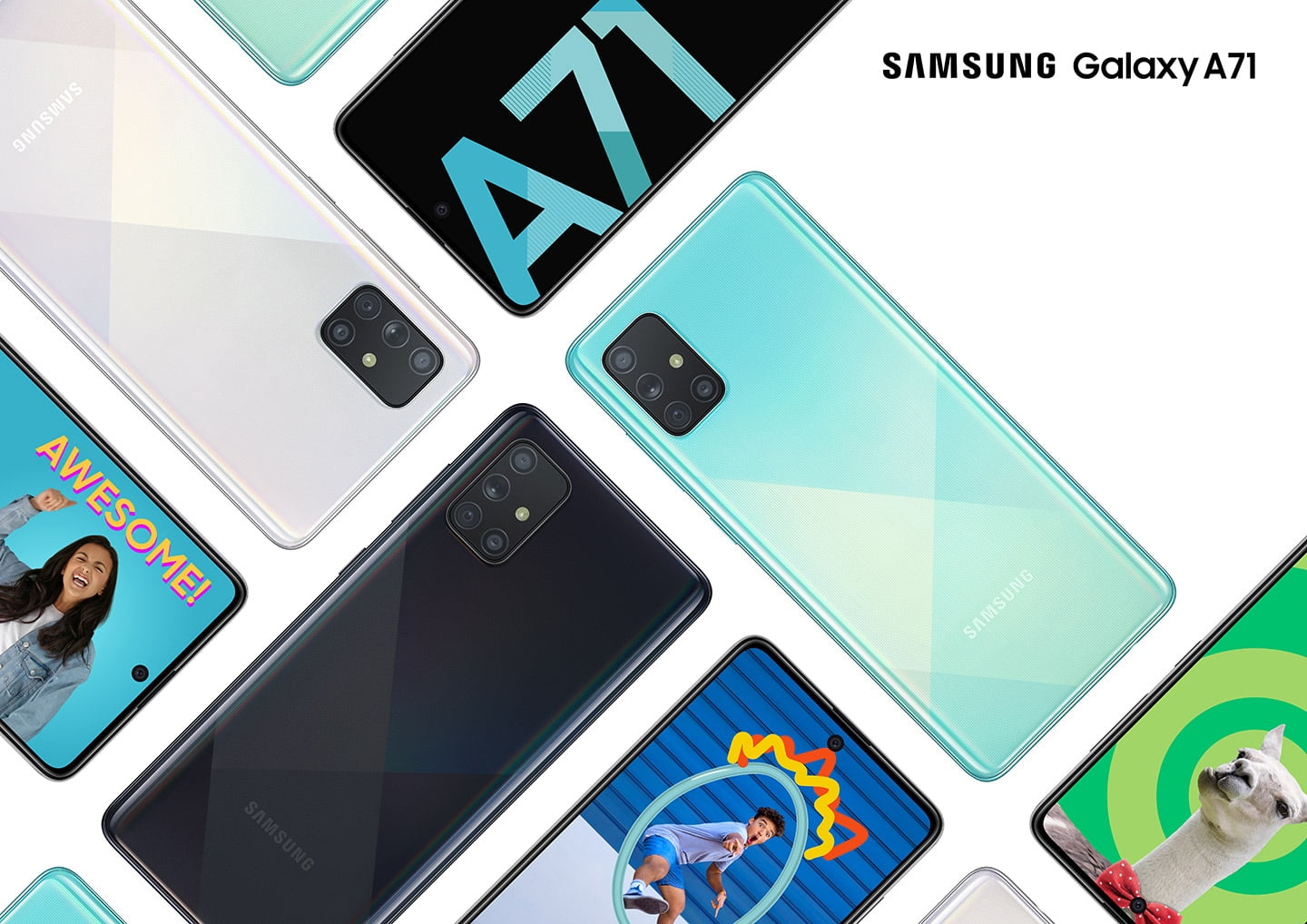 Samsung Galaxy A71 5G is now receiving the Android 11 with One UI 3.0