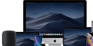 How to share the Wi-Fi password between Apple devices with a single click?
