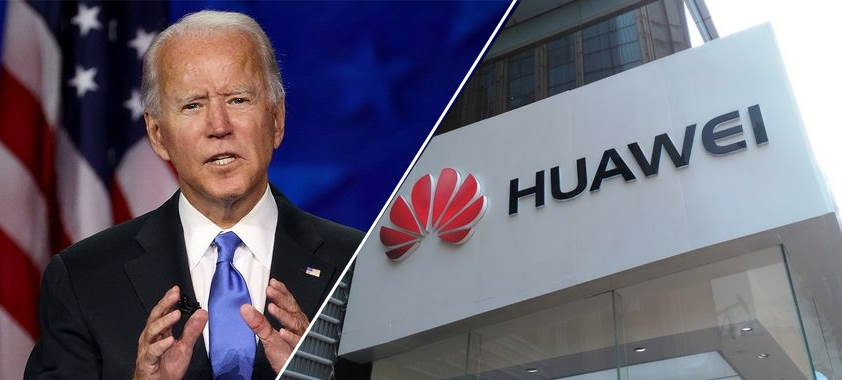 Biden administration will not remove Huawei ban for now