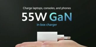 Xiaomi Mi 11 will come with a 55W GaN charger to global market