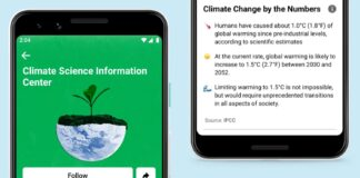 Facebook is stepping up the fight against climate change