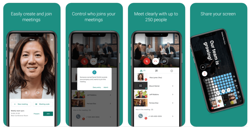 Google adds new features to Meet and Classroom for online classes
