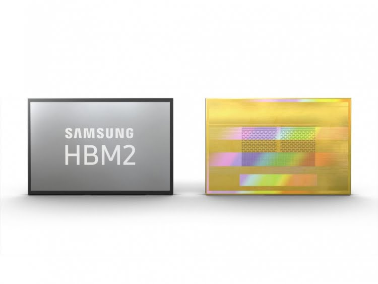 Samsung announces a new HBM2 memory that boosts AI processing speed