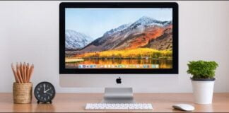 How to turn a Macbook into a desktop Mac easily?