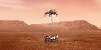NASA Mars Perseverance rover has succesfully landed: Here's the first image from the Red Planet