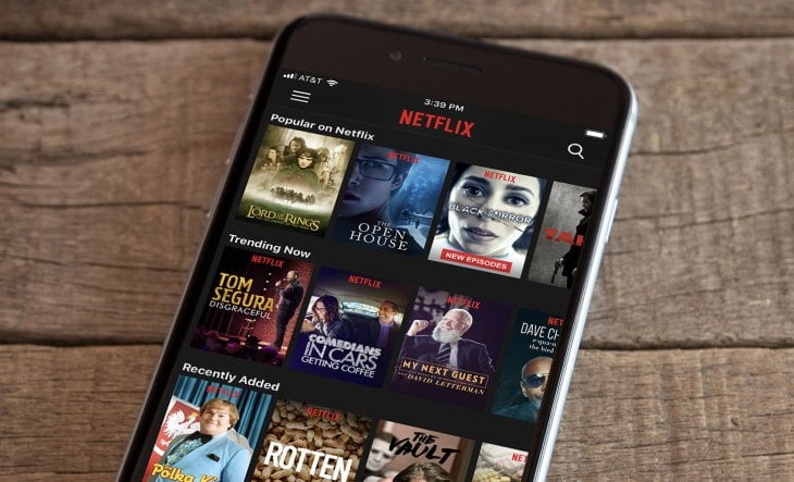 How to cancel a Netflix subscription on Android or iOS?
