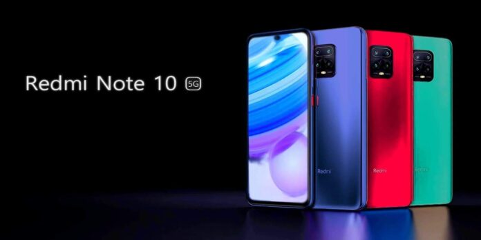 Xiaomi Redmi Note 10, Note 10 Pro and Note 10 Pro Max are leaked: specs, price and release date