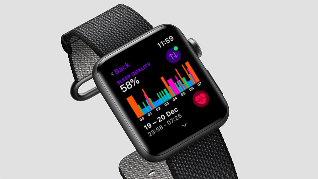 How to track sleep with an iPhone and Apple Watch?