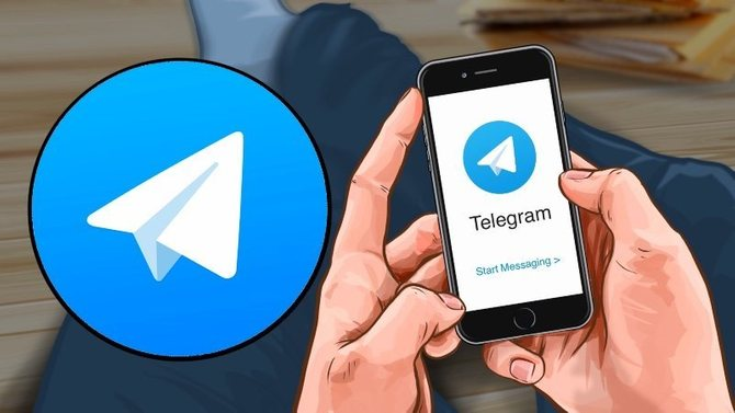 How to send video messages on Telegram?