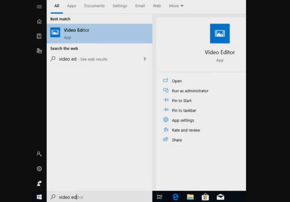 How to trim or rotate a video on Windows 10 without third-party apps?