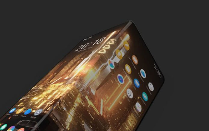 Vivo is preparing a foldable smartphone with a sliding screen
